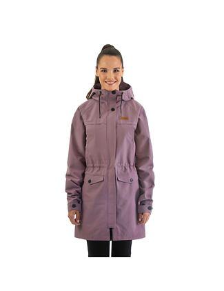 Elsie jacket - dusty grape