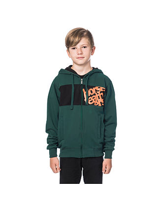 Rounder Youth hoodie - bistro green