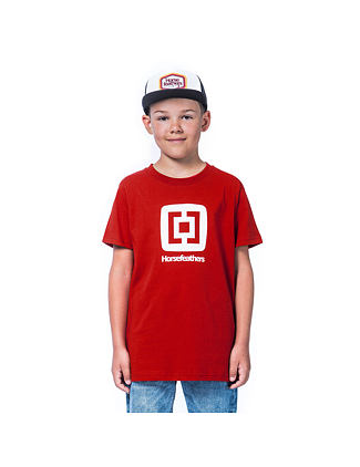 Fair Youth t-shirt - red