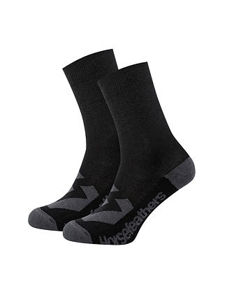 Loby Crew socks - black