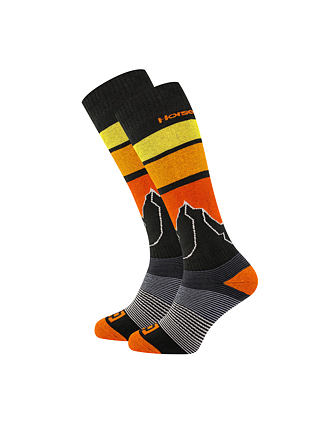 Blair Thermolite snowboard socks - black