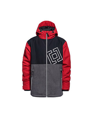 Damien Youth jacket - red