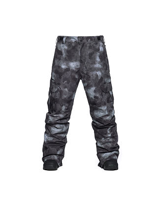 Howel 15 pants - gray camo