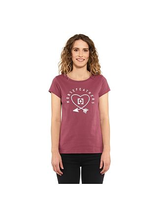 Arrow Love top - mauwe