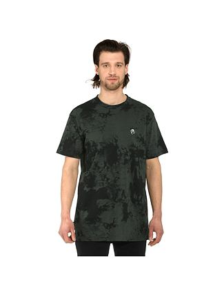 Elmo t-shirt - gray tie dye
