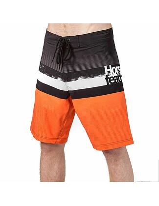 Range boardshorts - orange