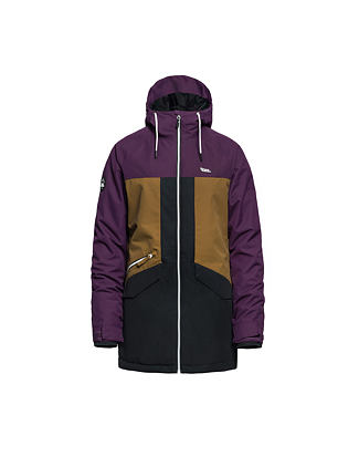 Arianna jacket - grape