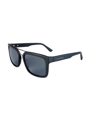 Cartel sunglasses - matt black/gray