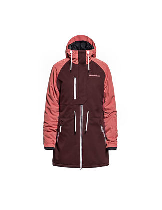 Kassia jacket - raisin