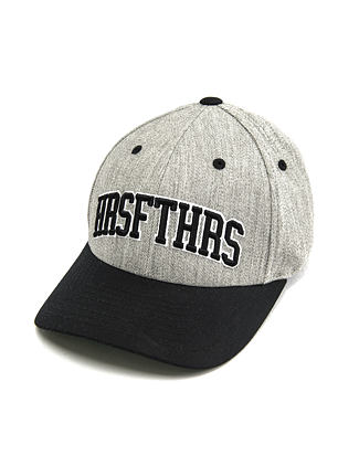 Hutch Youth cap - heather gray