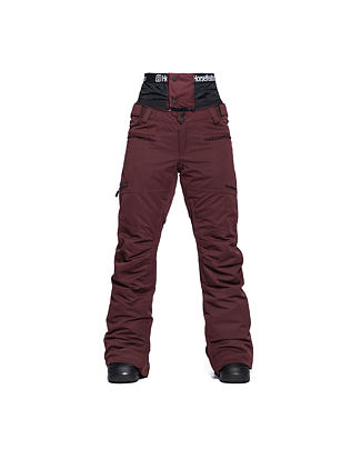 Lotte 15 pants - raisin
