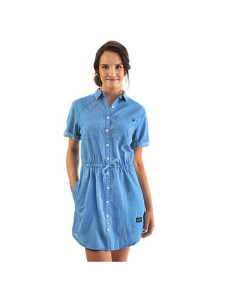 Mariana dress - light blue