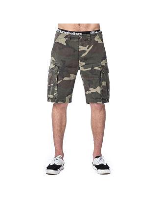 Baxter shorts - woodland