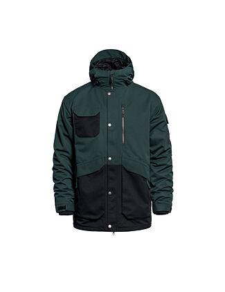 Barnett jacket - deep green
