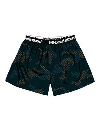 Frazier boxer shorts - dotted camo