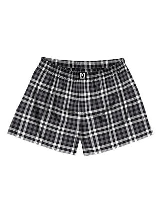 Sonny boxer shorts - grayscale