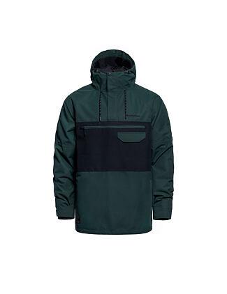 Norman jacket - deep green