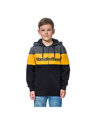 Trevor Youth hoodie - golden yellow