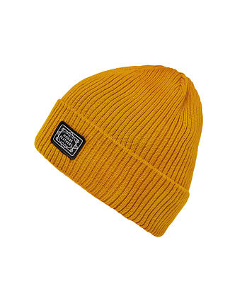 Ilona beanie - golden yellow