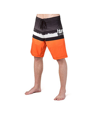 Range boardshorts - orange