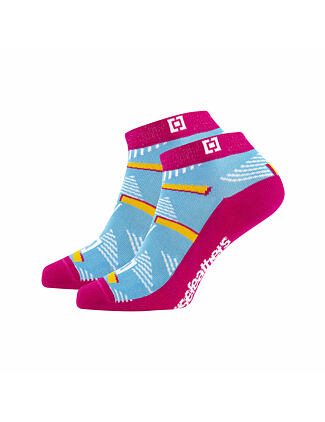 Ina socks - river blue