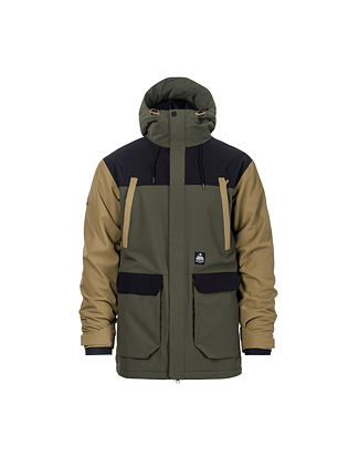 Cordon jacket - olive