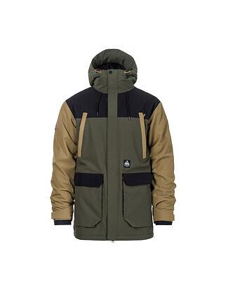 Cordon jacket - olive