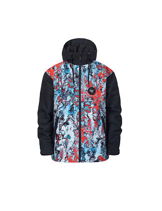 Atoll Youth jacket - painter