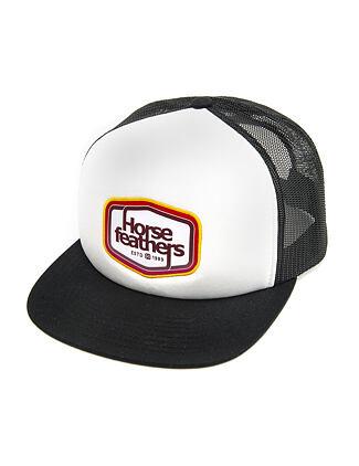 Rick Youth cap - white