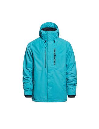 Glenn jacket - scuba blue