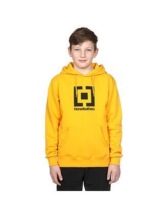 Leader Youth hoodie - citrus