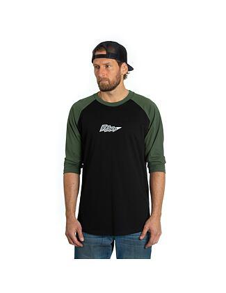 Flash LS t-shirt - olive