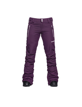 Avril pants - grape