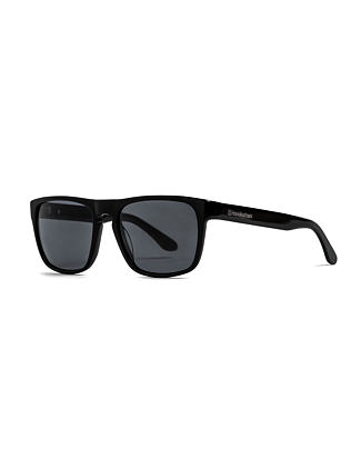 Keaton sunglasses - gloss black/gray