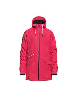Arianna jacket - azalea