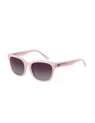 Chester sunglasses - matt rose/gray fade out