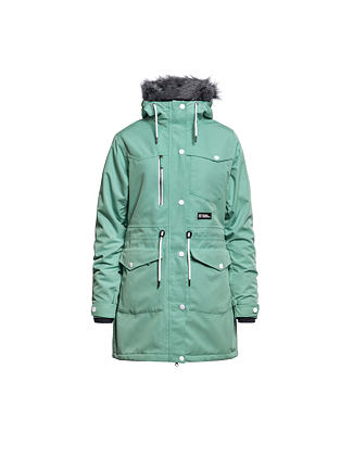 Luann jacket - peppermint