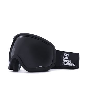 HF x Melon Optics Chief goggles - all black/black matt