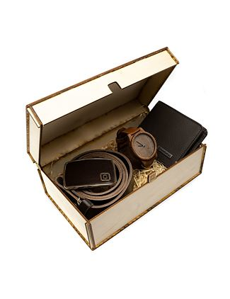 HF x Wooden Land gift box