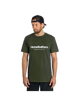 Quarter t-shirt - olive