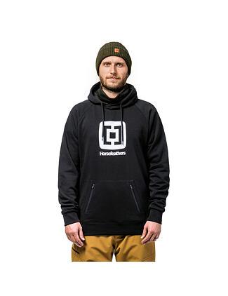 Sherman hoodie - black