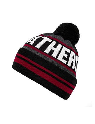 Buff Youth beanie - red