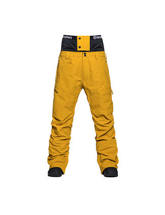 Charger pants - golden yellow