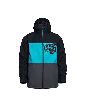 Hale jacket - scuba blue