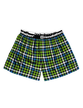 Clay boxer shorts - kiwi