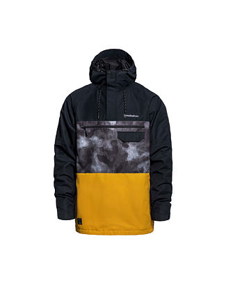 Norman jacket - golden yellow