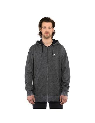Joshua hoodie - black melange