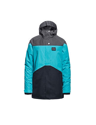 Adele jacket - scuba blue