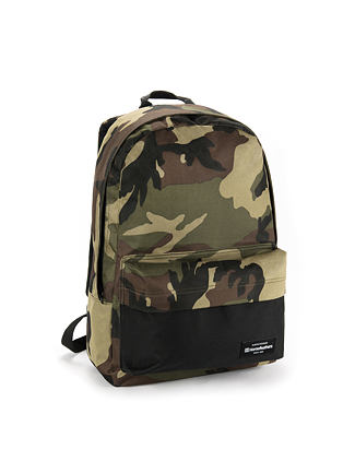 Malder backpack - camo