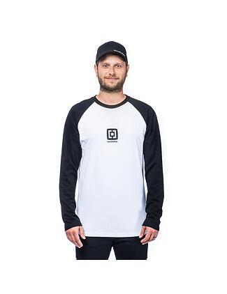 Hal LS t-shirt - black